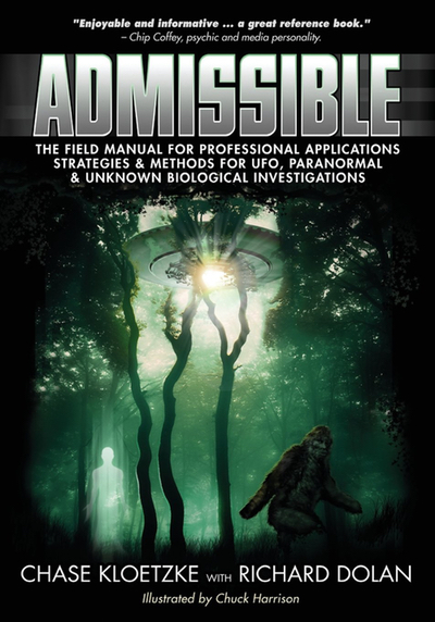 Cover of Admissible.