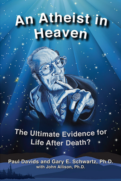 Cover of An Atheist in Heaven.