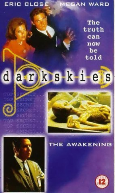 Cover of the Dark Skies DVD.