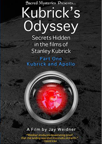 Cover of Kubrick's Odyssey.