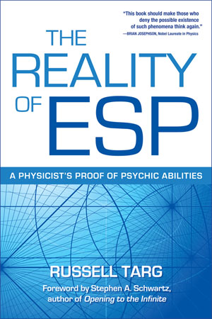 Cover of Reality of ESP.