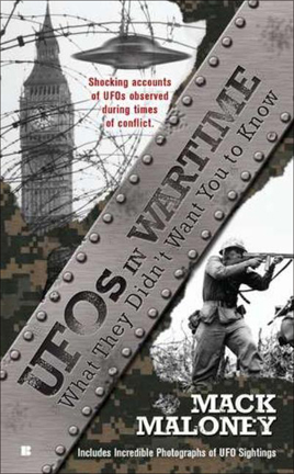 Cover of UFOs in Wartime.